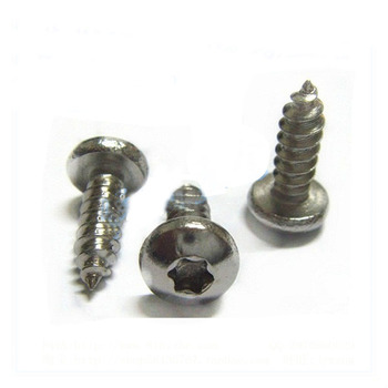 1000PCS 304 Stainless Steel Pan / Head Tapping Screws M4*16mm Six Angle Star Plum Wood Screw