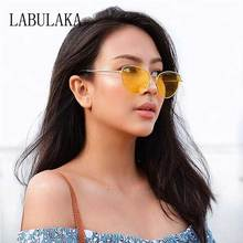 Cheap Sunglasses Women Retro Cat Eye Sun glasses Tinted Colo