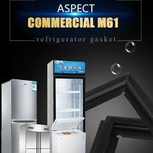 Лучшая цена магнитный холодильник пластиковый уплотнитель двери прокладка для стеклянной душевой двери