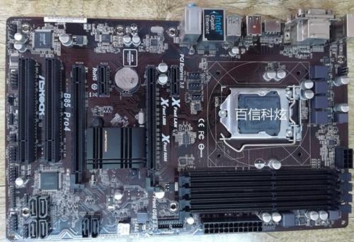 B85 Pro4 LGA 1150 DDR3 boards 32GB for i3 i5 i7 H81 Desktop motherborad msi original zh77a g43 motherboard ddr3 lga 1155 for i3 i5 i7 cpu 32gb usb3 0 sata3 h77 motherboard