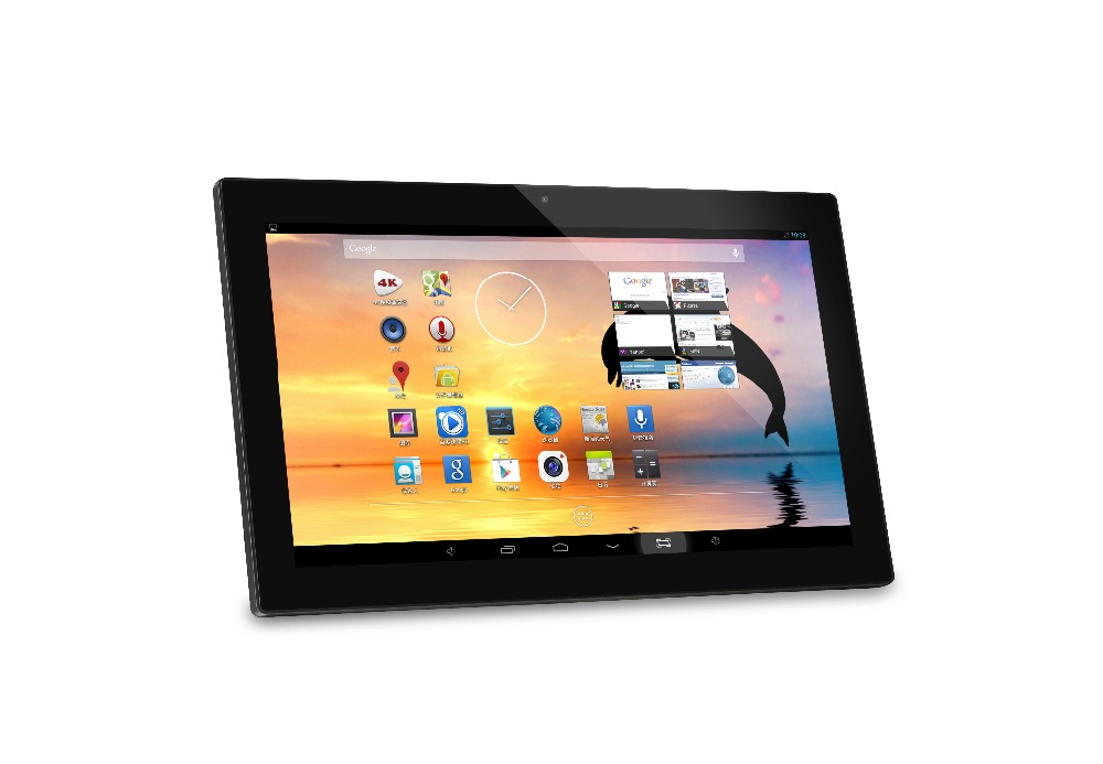 21.5 inch Android Mega Tablet PC with remote (No touch, Rockchip3288, Quad core, 1.8Ghz, 2GB DDR3, 16GB nand flash, camera,BT)