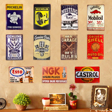 Buy retro gas signs and get free shipping on AliExpress com