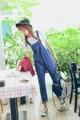 Джинсовые комбинезон женщин джинсовые комбинезоны salopette джинсы комбинезоны женские боди женщины monos largos де mujer 2016 19