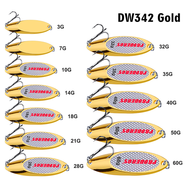 Awesome No1 Fishing Lure Biats Metal Spoon Fishing Fishing Lures cb5feb1b7314637725a2e7: Gold 10G|Gold 14G|Gold 18G|Gold 21G|Gold 28G|Gold 32G|Gold 3G|Gold 7G|Silver 10G|Silver 14G|Silver 18G|Silver 21G|Silver 28G|Silver 32G|Silver 3G|Silver 7G