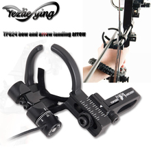 Archery Accessories TP824 Drop Away Arrow Rest Adjustable Speed for Compound Bow Left / Right Fall