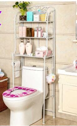 цена Toilet racks Bathroom racks Laundry storage racks Bathroom racks Toilet racks Toilet racks003