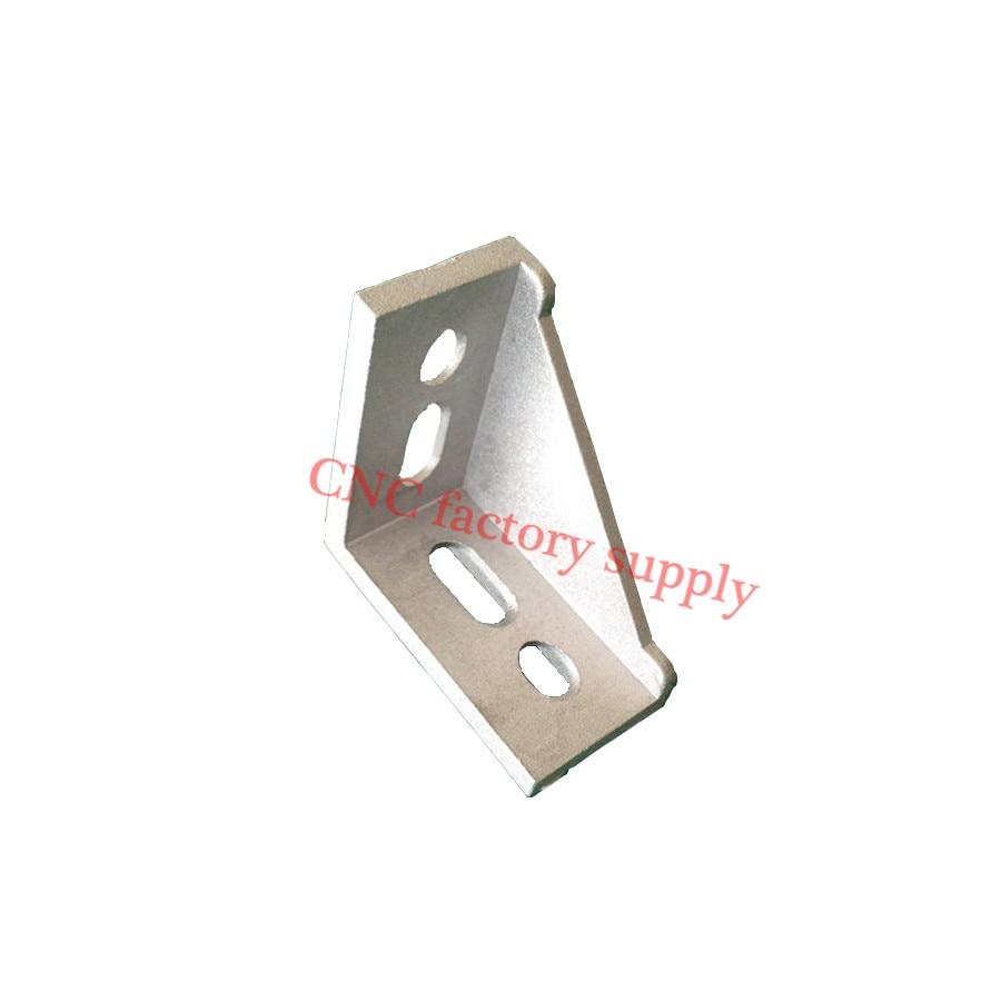 Hotsale 5 unids 3060 ángulo de montaje de ángulo de aluminio ...
