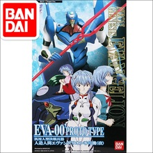 Original  Model HG 1/144 EVANGELION EVA-00 PROTO TYPE Hand Building Model Japaness Robot стоимость