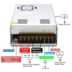 Image 5 - Alimentatore a LED AC 110V 220V a DC 12V 2A 3A 5A 10A 15A 20A 30A 40A alimentatore a commutazione per trasformatore di illuminazione a strisce LED