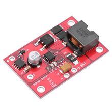 MPPT солнечная панель контроллер зарядки Модуль для 12 В свинцово-Кислотное зарядное устройство 3A