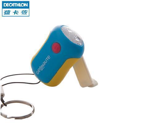 Couleur Decathlon Led Mini Lampe De Poche Eblouissement Trousseau