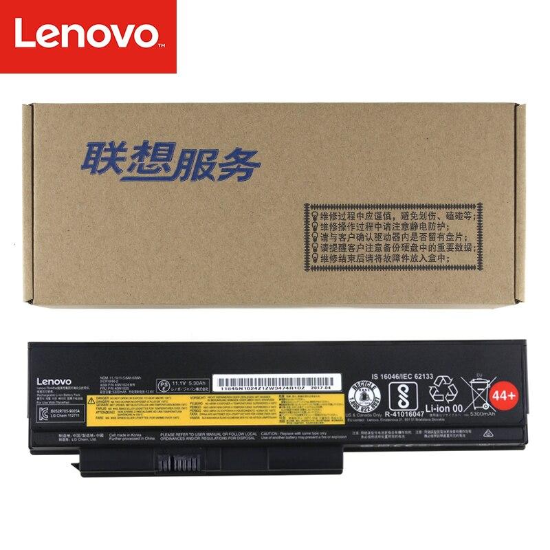 Bateria original do portátil para lenovo thinkpad x220 x220i x230 x230i 45n1172 45n1022 45n1024 45n1025 6 núcleo de alta capacidade