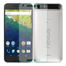 2.5D For Google Nexus 6P Tempered Glass Original 9H High Quality Protective Film Explosion-proof Screen Protector for Nexus 6P