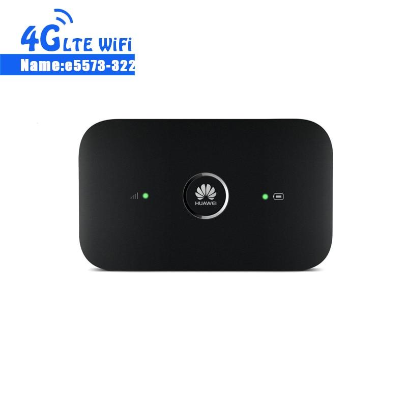 Unlocked Huawei E5573 E5573cs-322 HUAWEI Logo 4G Dongle Lte Wifi Router E5573cs-322 Mobile Hotspot Wireless