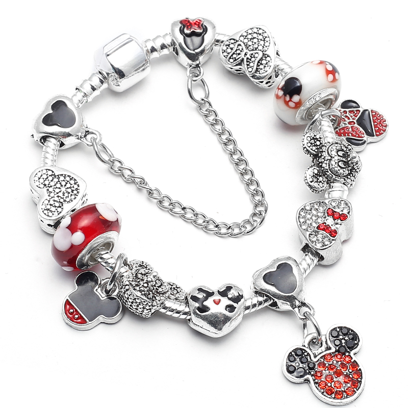 Pandora Jewelry For Sale: BAOPON Promotion Sale Summer Style Antique Charm Bracelets