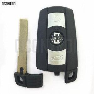 Image 2 - QCONTROL Xe Từ Xa Thông Minh Key 868 MHz cho BMW 1/3/5/7 Series CAS3 X5 X6 Z4 Kiểm Soát Xe Transmitter với Chip