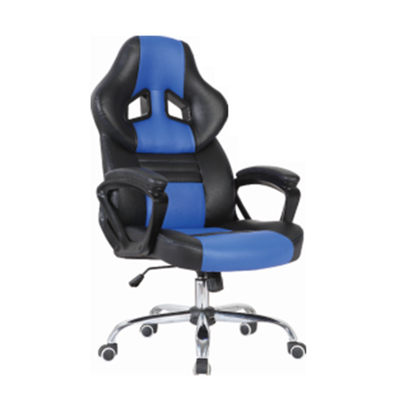 High-Back Office Chair Executive Chair Gaming Chair 360 Degree Swivel Desk Chair with Knee-Tilt недорого