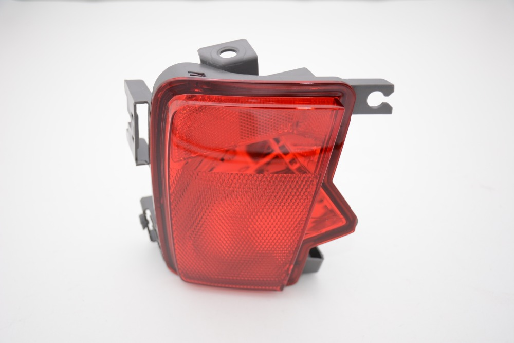 1 Pcs red tail fog light rear bumper fog lamp Right Side RH For Subaru outback 2010-2014 1 piece rh rear bumper light fog lamp light for toyota landcruiser prado fj90 1997 1999