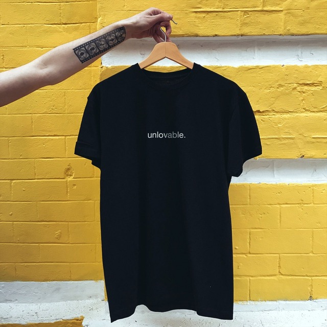 Skuggnas Unlovable unlovable shirt unlovable vetements lover hype street  style casual tops grunge 90s fashion t shirt tumblr tee-in T-Shirts from  Women s ... 5f6d6bcc3b30