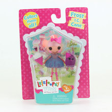 3Inch Original MGA Lalaloopsy Dolls and Accessories Packaged With the Box
