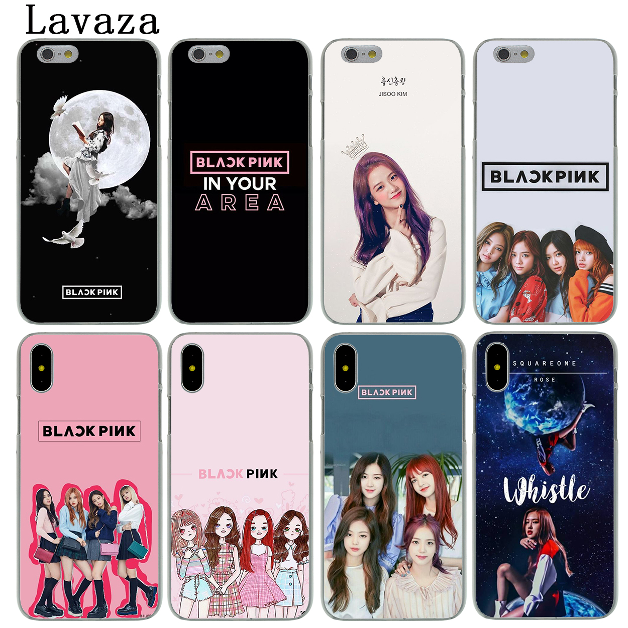 Phone Bags & Cases Lavaza Blackpink Black Pink Lisa Rose Hard Cover Case For Apple Iphone X Xs Max Xr 6 6s 7 8 Plus 5 5s Se 5c 4s 10 Phone Cases