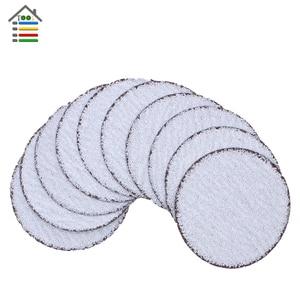 Image 5 - 61pc Sanding Disc 80 600 Mixed Grit Sander Discs 2 Inch 50mm Sandpaper Polishing Pad Plate for Dremel 4000 3000 Abrasive Tools