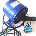 Электрический вентилятор  SE-A150  вытяжной вентилятор  6 дюймов  мощный  частота  вытяжной вентилятор  инвертор  вентилятор  5000 об/мин  30 Вт  1 шт.