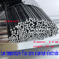 (100PCS) low-temperature flux-cored aluminum welding wire can replace WE53 (without aluminum welding powder)