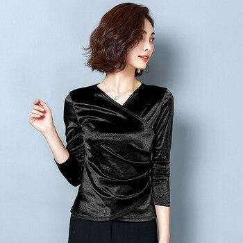 GML mode 2019 été femmes blouses gothiques