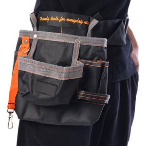 Urijk Hand Tools For Electrician 600D Oxford Cloth Waist Belt Bags