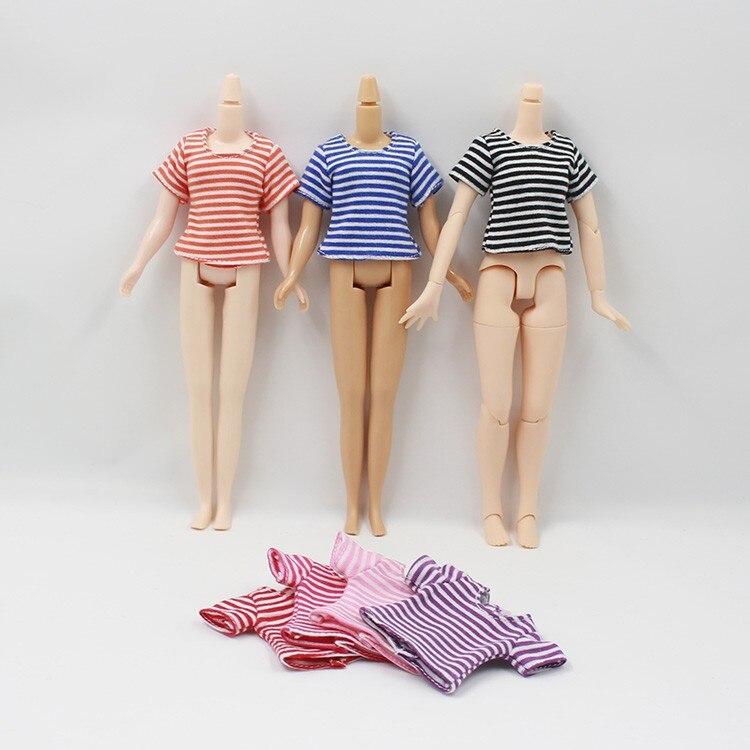 Neo Blythe Doll Striped T-Shirts 2