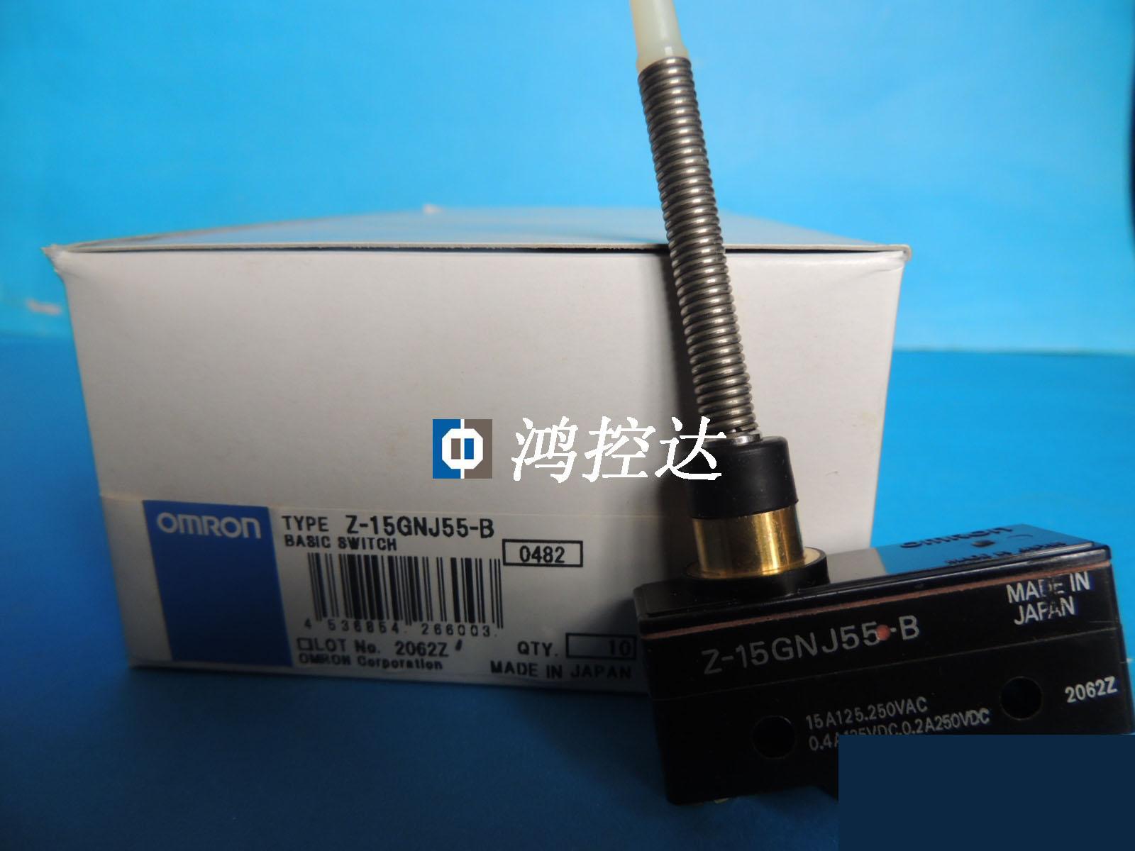 New Microswitch Z-15GNJ55-B