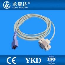 Welch Allyn 53NTP oxiamx Pediatric Soft Tip spo2 sensor, DB9pins, 3m