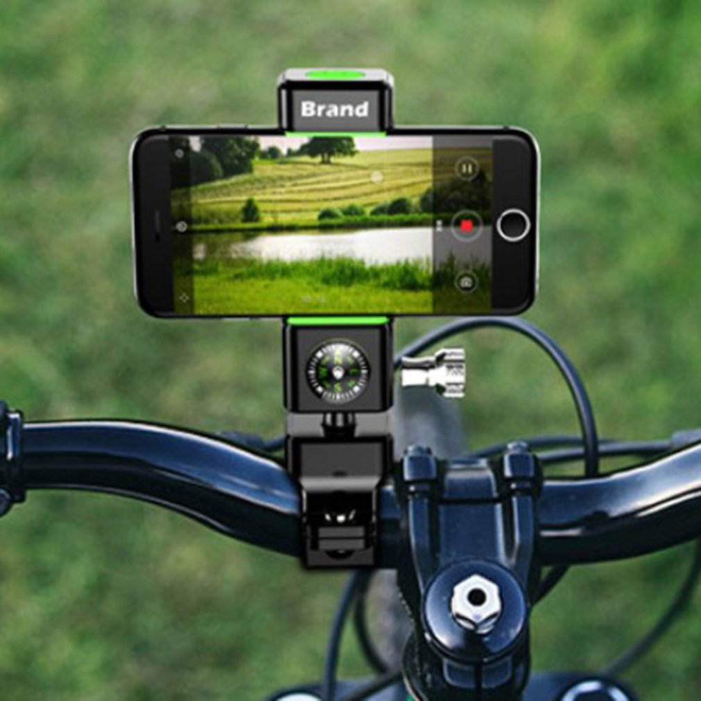 Bike Phone Mount <font><b>Smartphone</b></font> Handlebar Cell Phone Mobile Universal GPS <font><b>Holder</b></font> <font><b>Bicycle</b></font> Motorcycle Silicone Band image