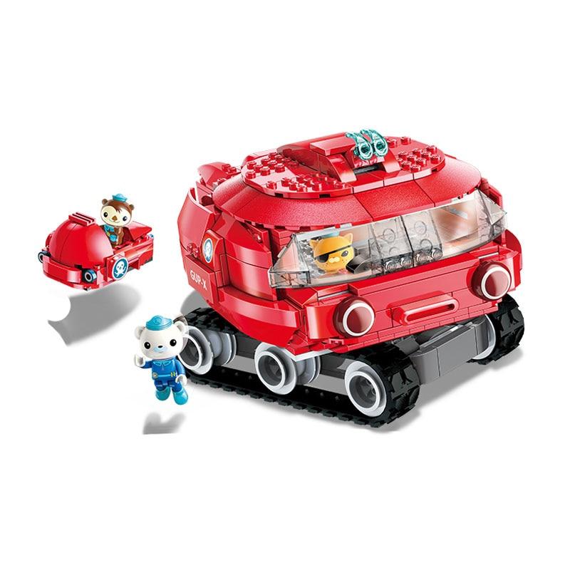 Enlighten Octonauts All Set Brick Toys 55