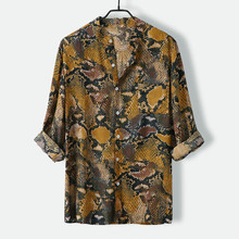 camisa moda RETRO VINTAGE
