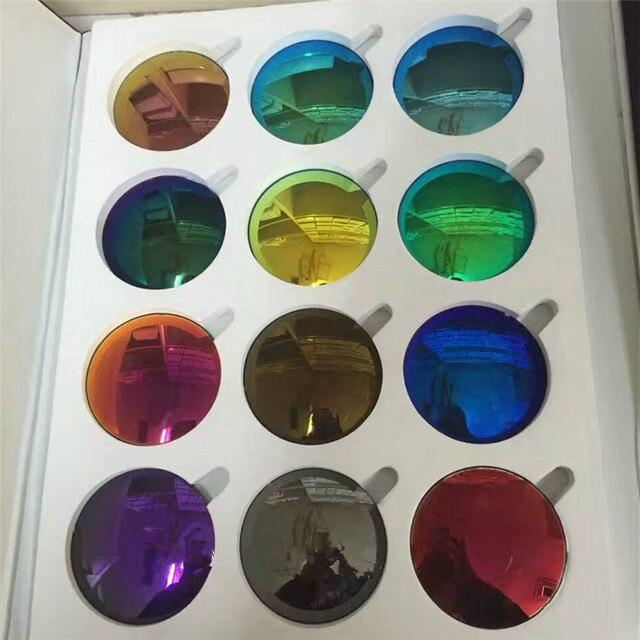 0d2559f4b7a6b Óptico de lentes de óculos de Sol Lente Miopia lente Polarizada Óculos de  sol Colorido lentes