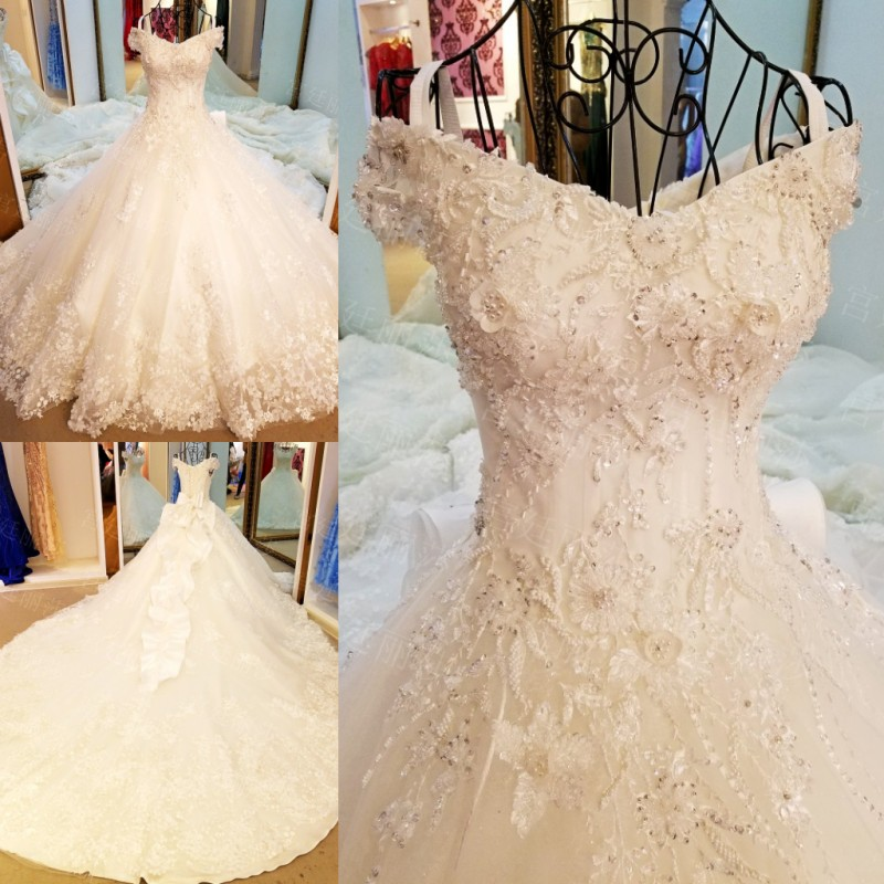 Online get cheap wedding dresses arabic for Cheap wedding dresses in dubai
