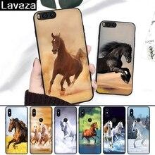 Lavaza 17 8 k201FF cute Horse Silicone Case for Redmi 4A 4X 5A S2 5 Plus 6 6A Note 4 Pro 7 8 k20 Prime Go lavaza 2pac tupac shakur super deal silicone case for redmi 4a 4x 5a s2 5 plus 6 6a note 4 pro 7 8 k20 prime go