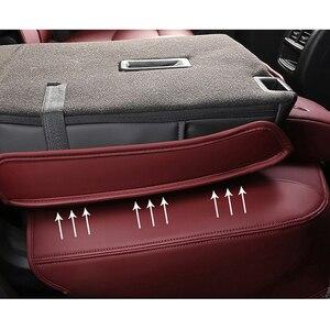 Image 4 - kokololee Custom Leather car seat cover For Toyota Corolla PRIUS Prado Land Cruiser RAV4 CROWN Camry Highlander CH R Alphard