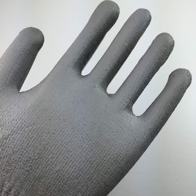 4 pary Odporne na przecięcie ochronne rękawice robocze z HPPE Fibre - Bezpieczeństwo i ochrona - Zdjęcie 4