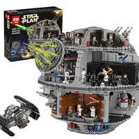 Lepin 4016Pcs Death Star 05063 Genuine Star War UCS Death Star Rogue One Set Building Blocks