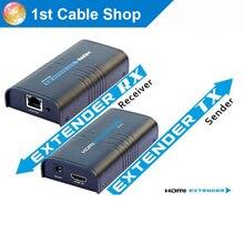 V 3,0 LKV373A HDMI удлинитель сплиттер по cat5e/6 кабель до 120 м TCP/IP 3D и 1080P