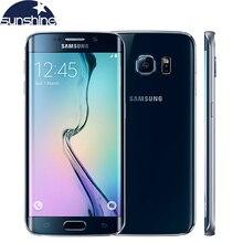 "Original samsung galaxy s6 edge g925/s6 g920 3g ram 32g rom desbloqueado teléfono móvil 5.1 ""núcleo octa 16mp nfc android smartphone"