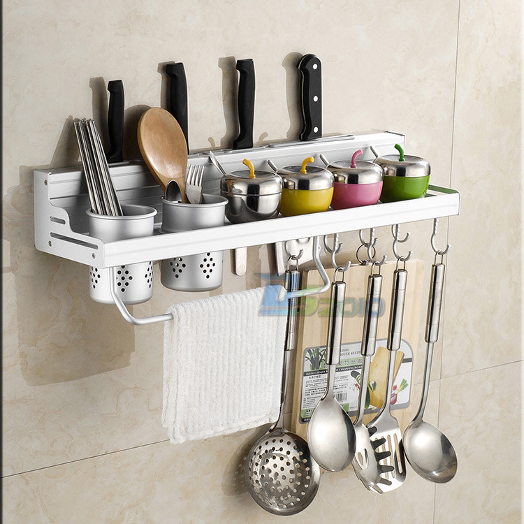 Tier Pan Stand Saucepan Rack Unit Organizer Kitchen Pot Big - Pot and pan hanger for kitchen