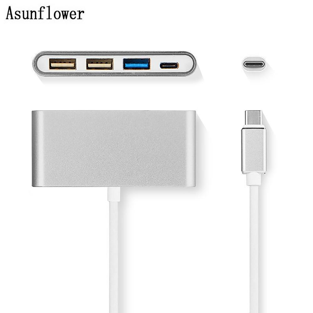 USB 3.0 HUB Splitter