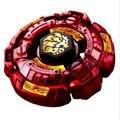 Оптовая 3 шт. Beyblade Металлический Сплав Металла Клык Леоне W105R2F Ограниченным Тиражом Сжигания Коготь Версия Красный Beyblade WBBA M088