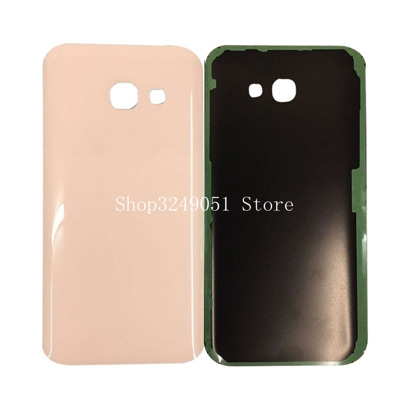 Battery Glass Cover Housing Replacement For Samsung Galaxy
