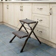 Креативный складной простой шаг табурет столешница кухонного гарнитура переносной стул домашняя скамейка увеличивающий табурет