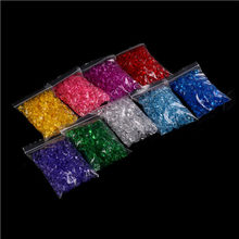 150 pc/lot strass acrylique cristal gemme pierre glace roches Table dispersion Vase décoration décor à la maison ornement artisanat cadeau(China)